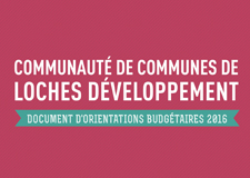 Document d'orientations budgétaires // CCLD