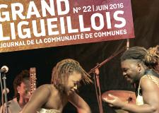 Magazine communautaire du Grand Ligueillois