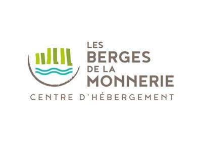 Logo Les Berges de la Monnerie