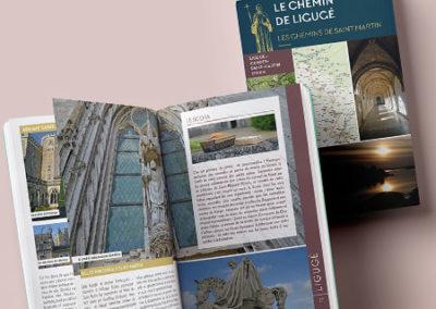 Guide «Le chemin de Ligugé»