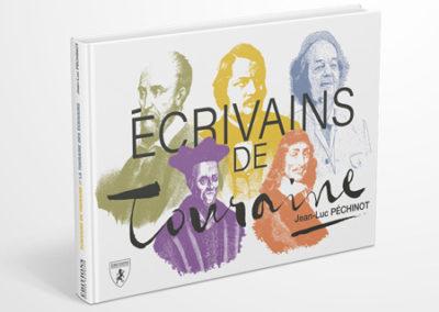 Écrivains de Touraine – Editions Hugues de Chivré