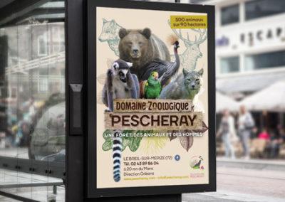 Domaine zoologique de Pescheray